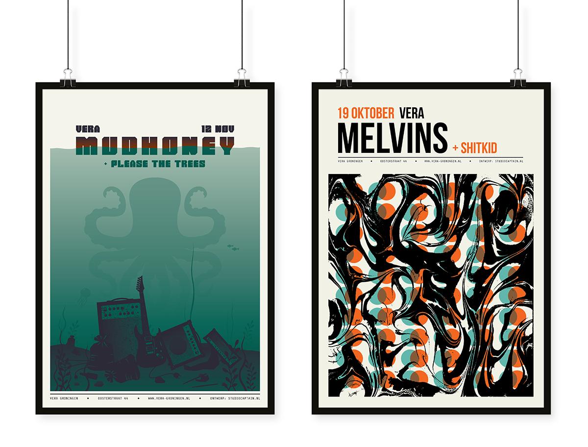 Mudhoney + Melvins