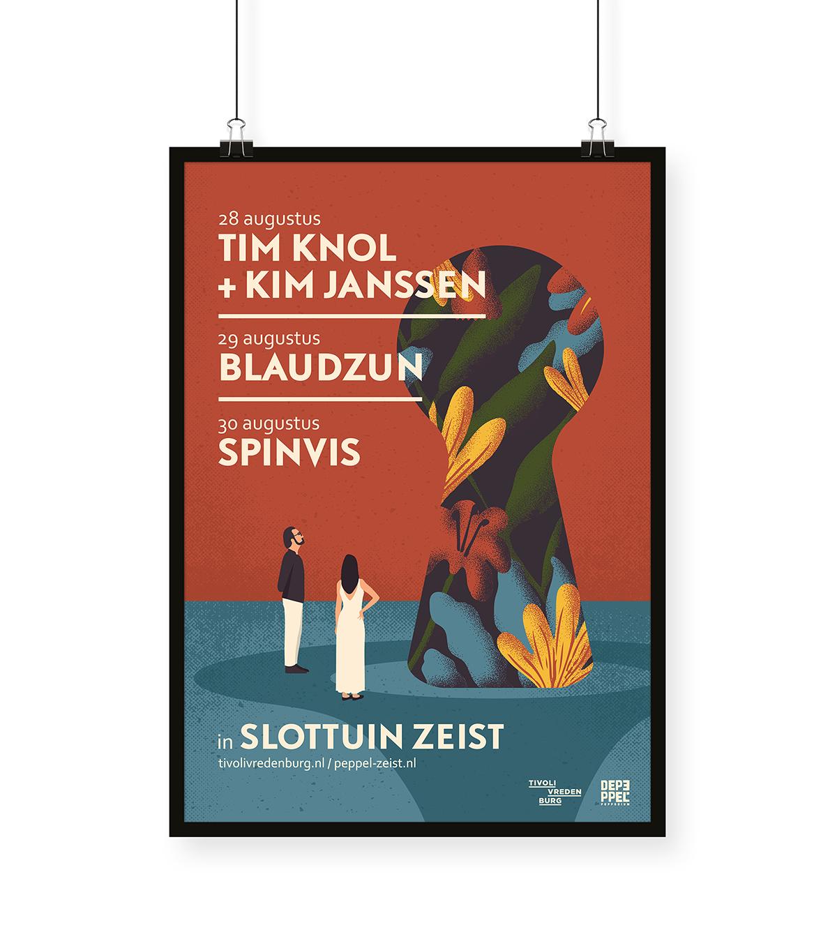 TivoliVredenburg Slottuin Zeist 2018